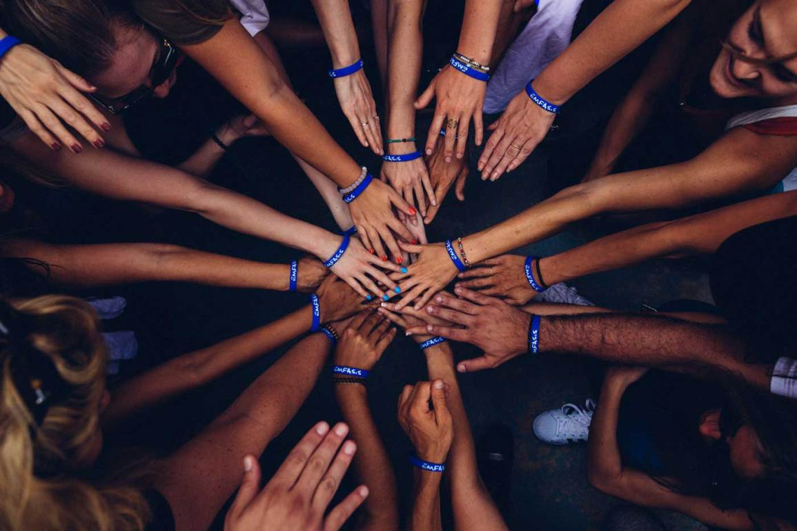 Wolontariat to wspólne pomaganie
