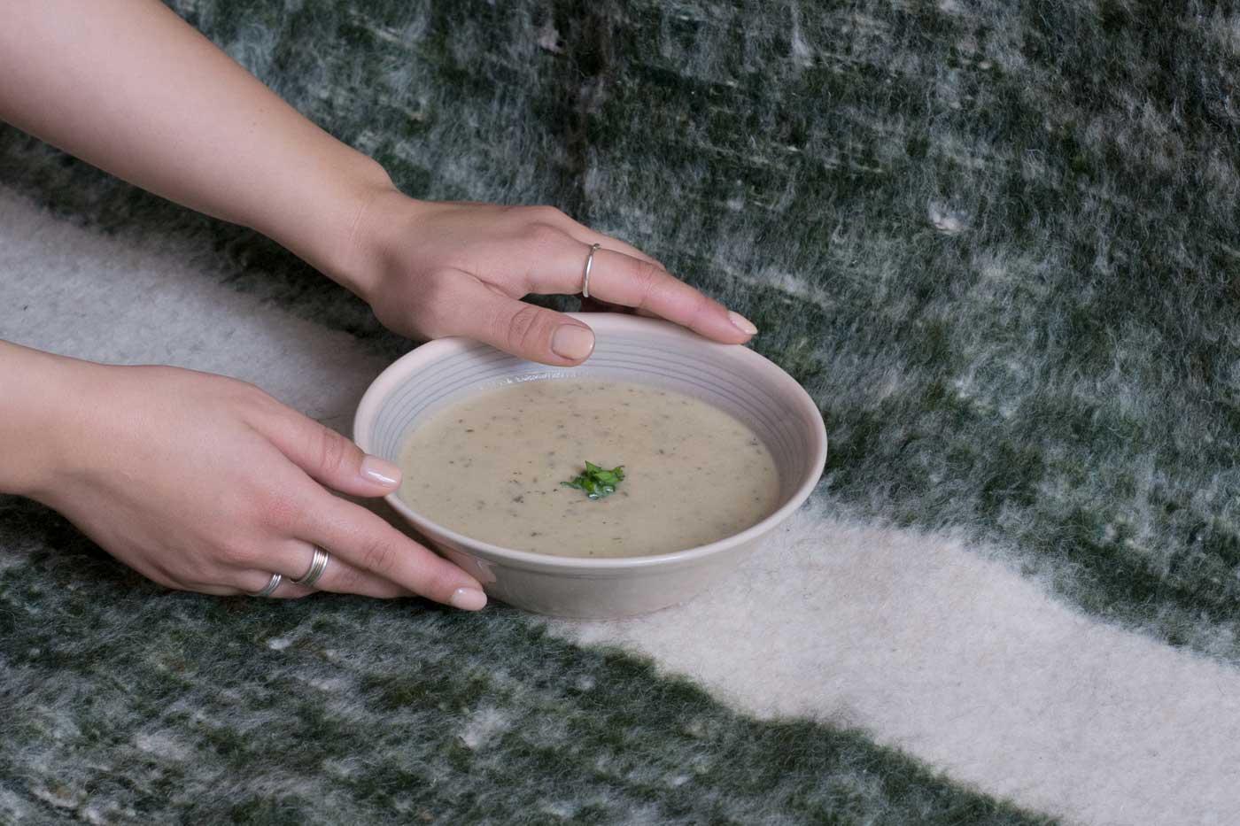 Zupa opieńkowa z Podlasia to potrawa regionalna