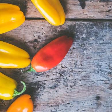 Ogródek warzywny na balkonie