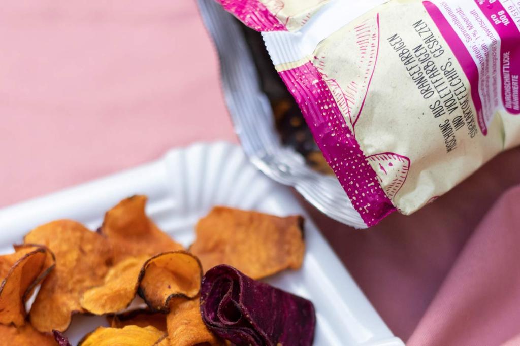 Czy recykling opakowań po chipsach jest możliwy?
