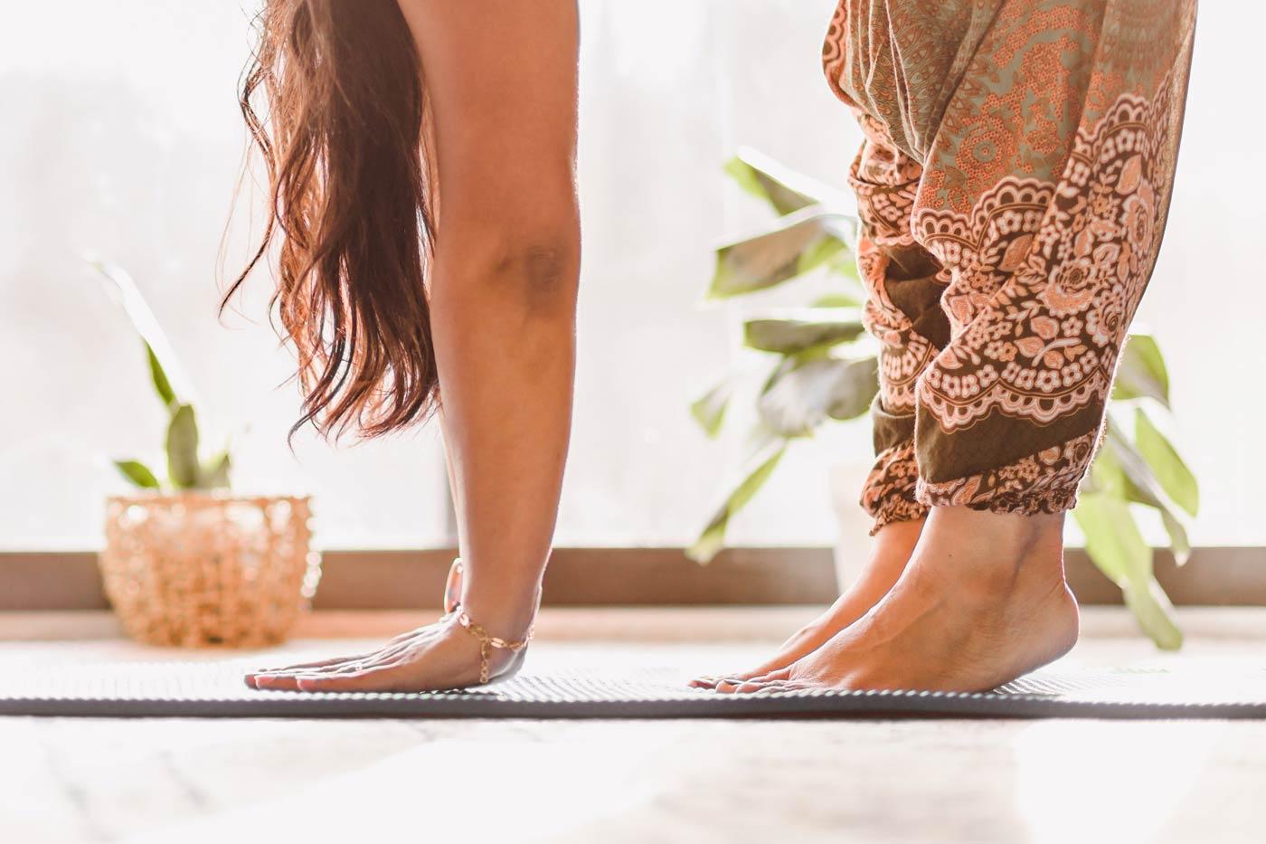 Naturalne sposoby na wzmocnienie odporności - joga.