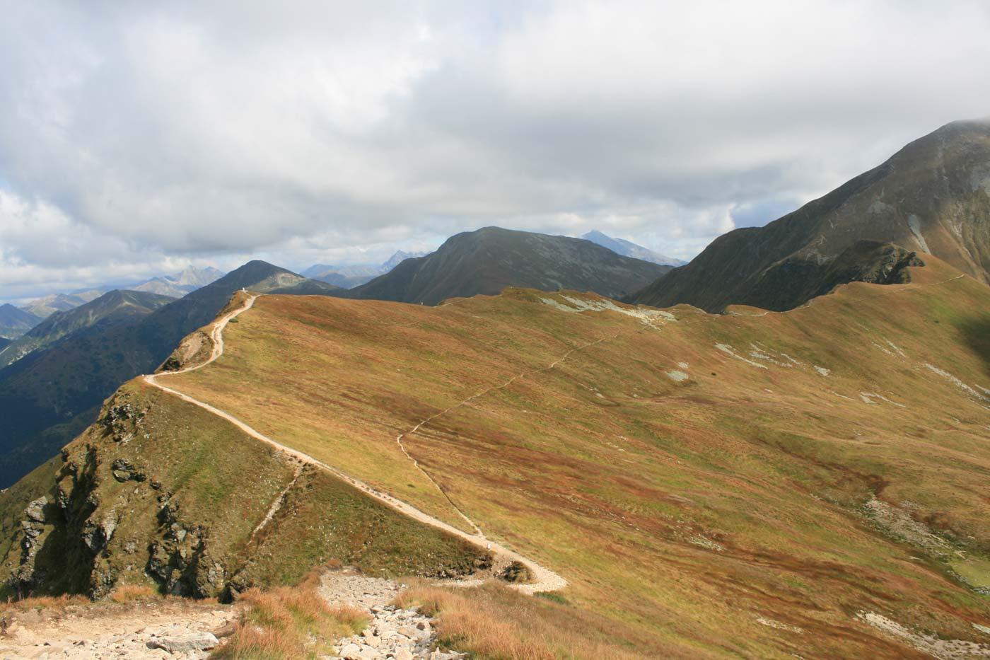 Weekend w górach - Czerwone wierchy