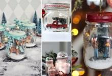 Photo of Magia świąt zamknięta w słoiku, czyli proste przepisy na domowe świąteczne dekoracje!
