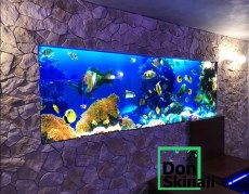 Grafika 3D z podświetleniem i nie potrzeba akwarium ;)