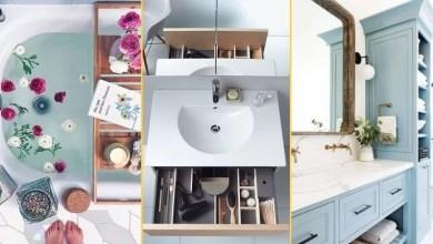Photo of 5 Sprawdzonych Sposobów Na Praktyczną Łazienkę! Jak Mądrze i Stylowo Zorganizować Małą Łazienkę!