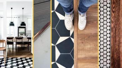Photo of Łączenie podłogi z płytkami  – 3 sposoby na stylowe połączenie!