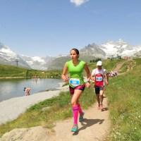 Z widokiem na Matterhorn - Zermatt Marathon 2015