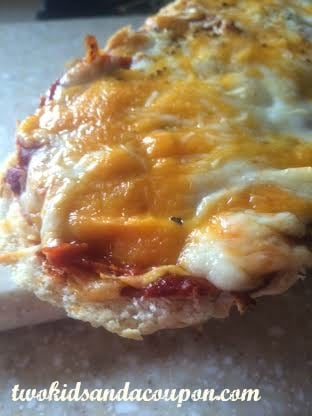 french bread pizza cooking instructions