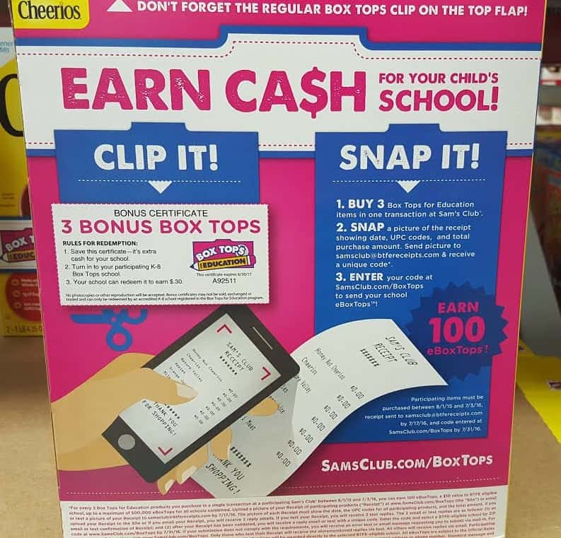 photo regarding Ralphs Printable Coupons named Box tops coupon codes printable / Electric powered work philadelphia 2018