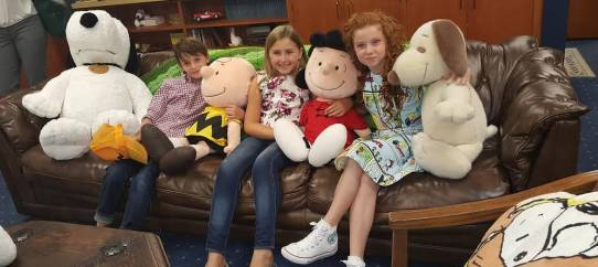 A Peek At The True Peanuts At Charles M. Schulz Museum