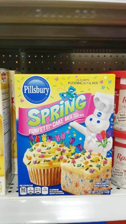 Make  Cupcakes Using Pillsbury Cake Mix