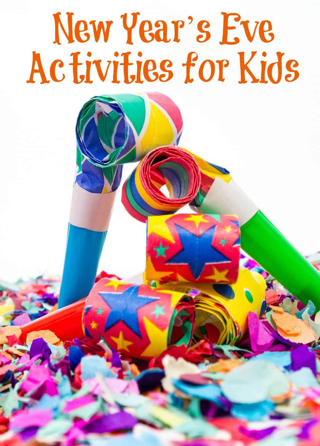 New Year S Eve Activities For Kids
