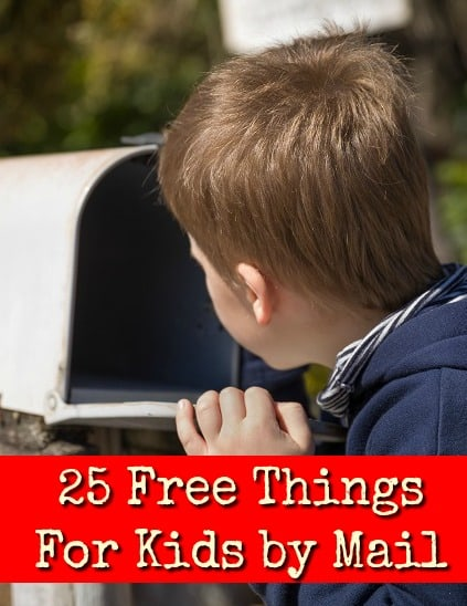 Coupons for free stuff by mail