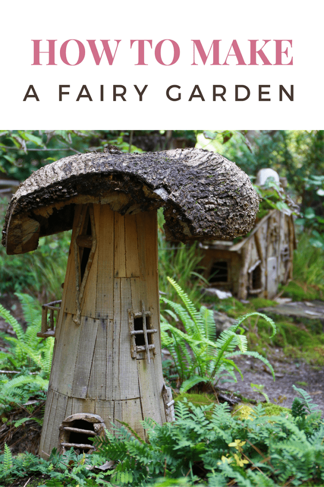 how to make fairy garden worksheet