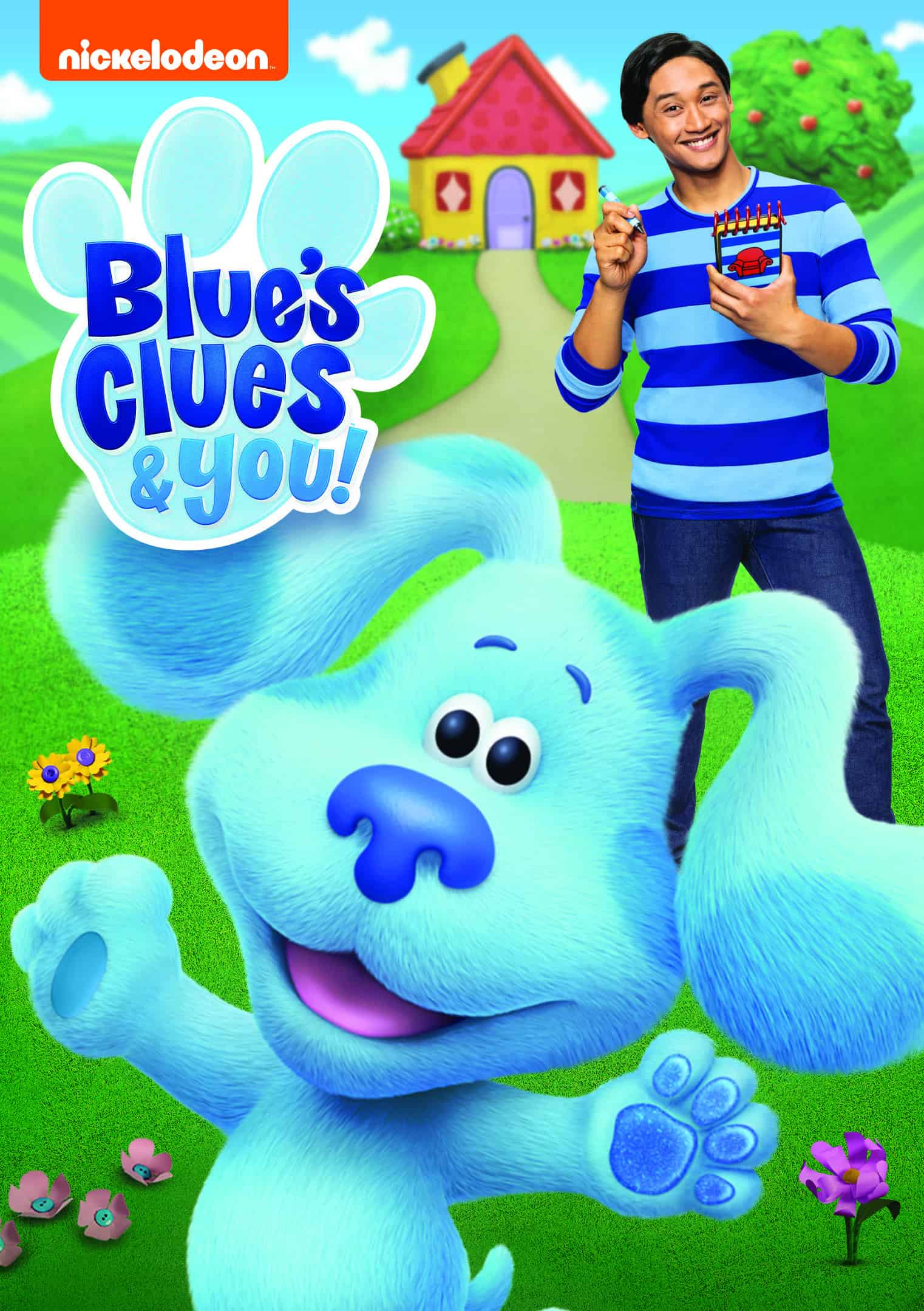 Free Blue S Clues Printable Coloring Pages And Activities