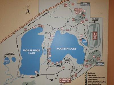Yucca Campground  Lathrop State Park  Walsenburg CO