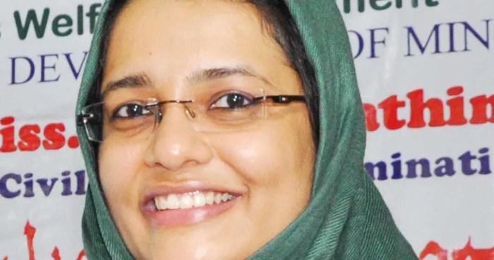 Success Story Of IAS Topper Jameel Fatima Zeba