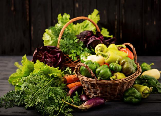 Raw Vegetables Health Benefits
