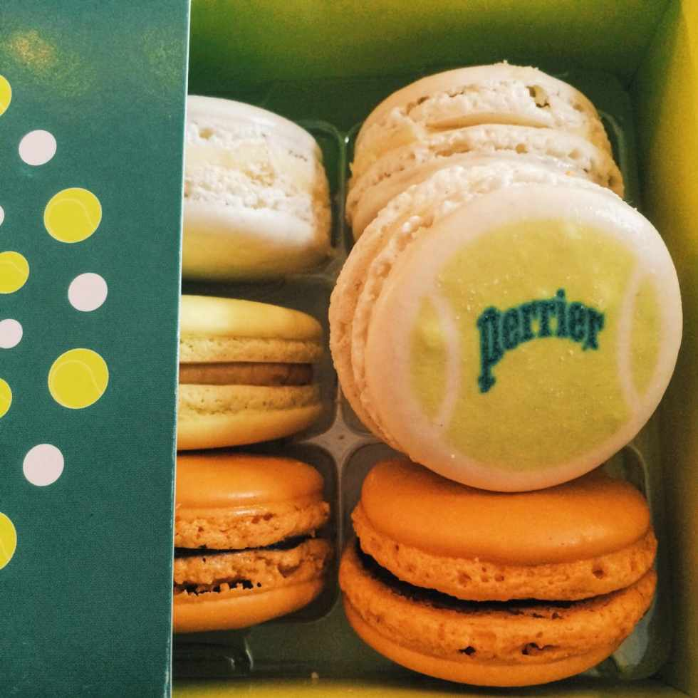 Nadège & Perrier Join Forces This Summer – Queen St. W, Toronto