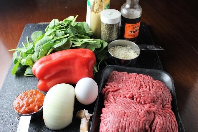 meatloaf with mushroom gravy ingredients