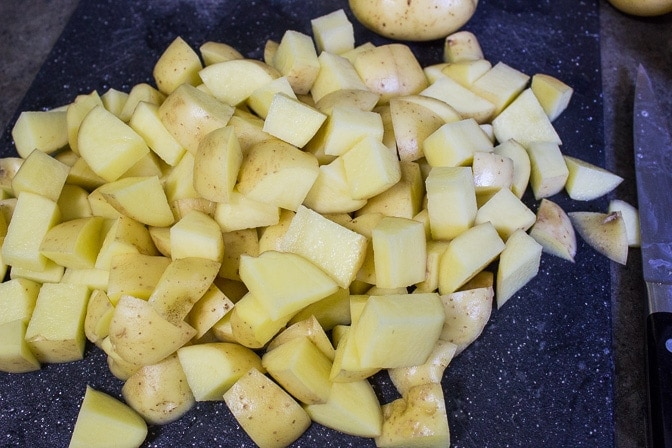 Perfect Basic Mashed Potatoes