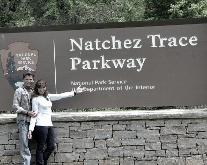 50 Shades of Green - A Journey up the Natchez Trace