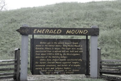 The Second Oldest Indian Mounds in America
