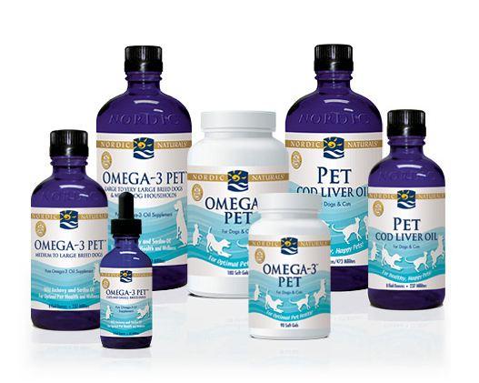 Nordic Naturals Pet Products
