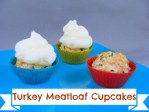 Turkey Meatloaf Cupcake
