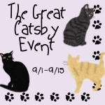 The Great Catsby Cats Centric Giveaways