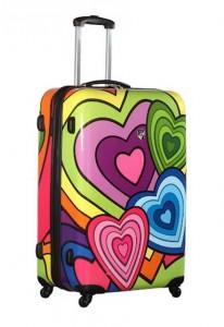 Hey USA Suitcase