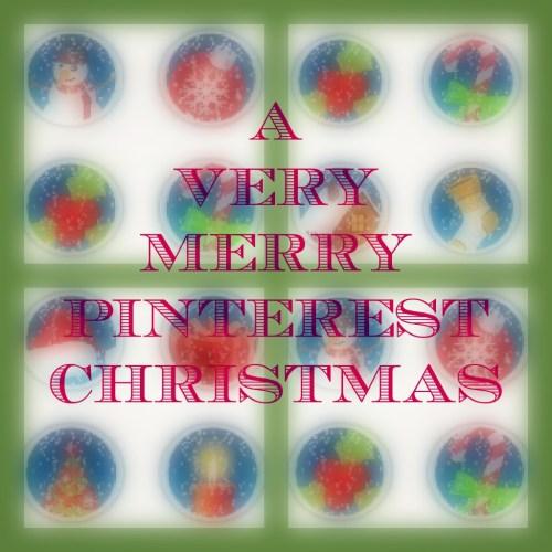 A very merry Pinterest Christmas