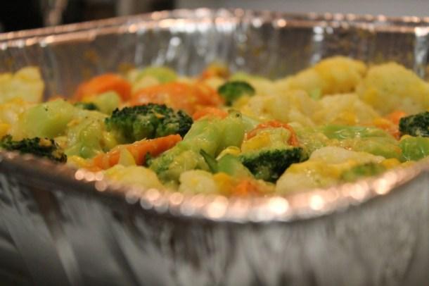 Cream Corn Easy Side Dish Vegetarian Recipes