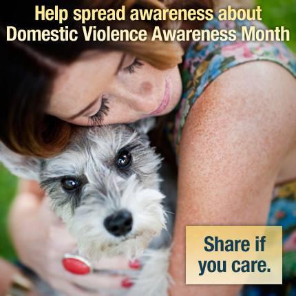 AKC Humane Fund Domestic Violence