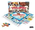 Dog-opoly board game