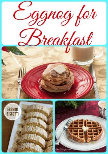 Eggnog for Breakfast