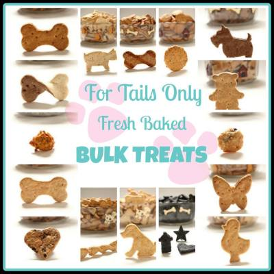 For Tails Only Bulk Treats