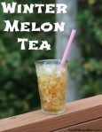 Winter Melon Tea – Trip to the Farmers Market