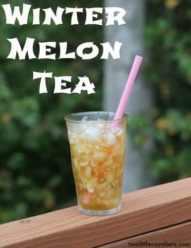 Winter Melon Tea Healthy and Easy to Make