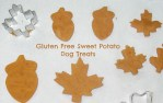 Gluten Free Sweet Potato Dog Treats