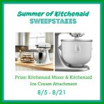 Summer of KitchenAid Sweepstakes