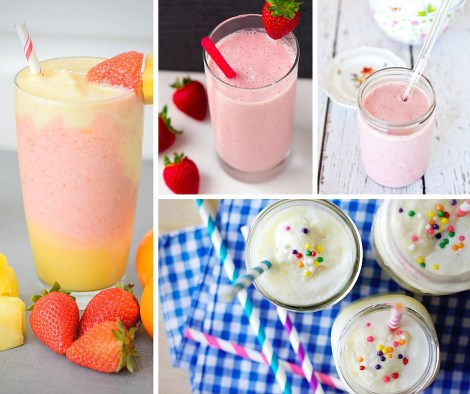50 fresh and tasty smoothie recipes for you to enjoy