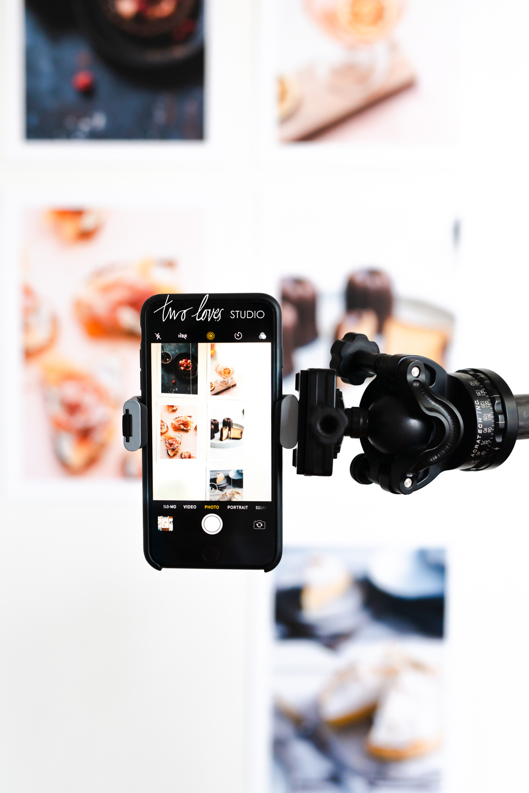 Need a tripod for your food photography? Check out this comprehensive guide about what I use, and what you need to look for. Click to read. #foodphotography #learnfoodphotography #tripod