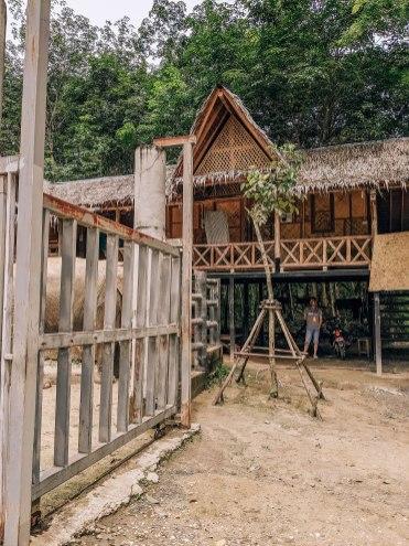 Dom, w którym mieszka opiekun