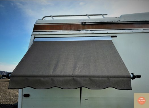 Photo of Extended Awning