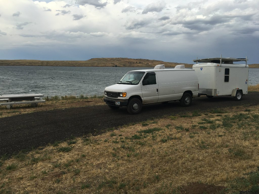 Campsite Review: Mikesell-Potts Recreation Area Near Buffalo, Wyoming