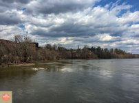 Photo: Connecticut River in Brattleboro, Vermont