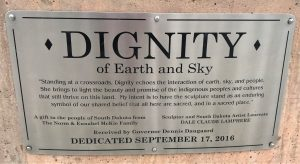 Photo of Dignity Plaque