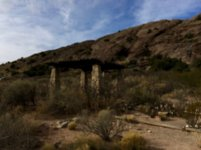 Photo: Campsite at Hueco Tanks State Park
