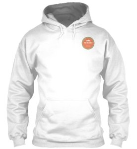 Photo: Hoodie with Two Meander logo